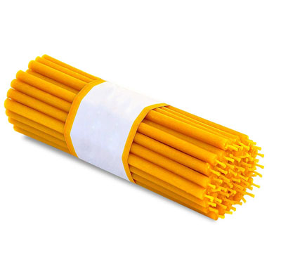 Beeswax Orthodox Church Candles