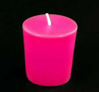 Unscented Or Scented Votive Church Candles