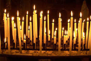 Why do we light candles in the Orthodox Church?