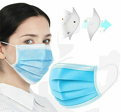 Anti Pollution Face Mask Medical Mask Disposable Surgical Mask Wholesale