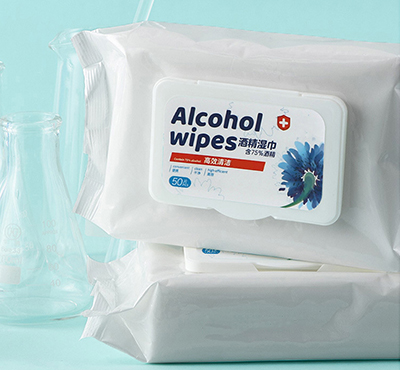 Alcohol Wipes 75% Alcohol Pads