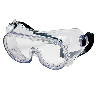Eye Protection – Safety Goggles Indirect Vent